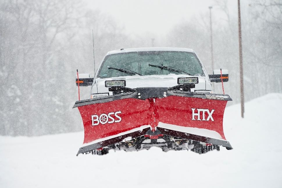 Boss HTX V-Plow