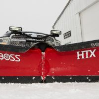 Boss HTX V Plow Snowplow
