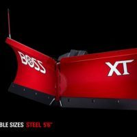 Boss VXT ATV Plow