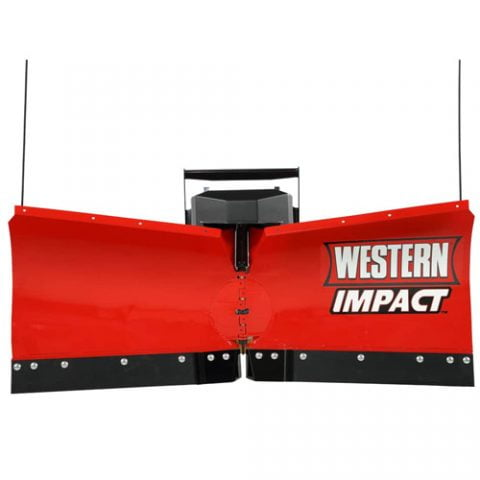 Western Impact UTV V Plow – UTV Snow Plows For Sale