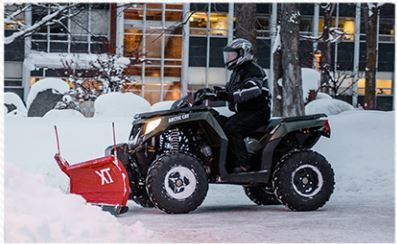 Boss ATV V-Plow XT