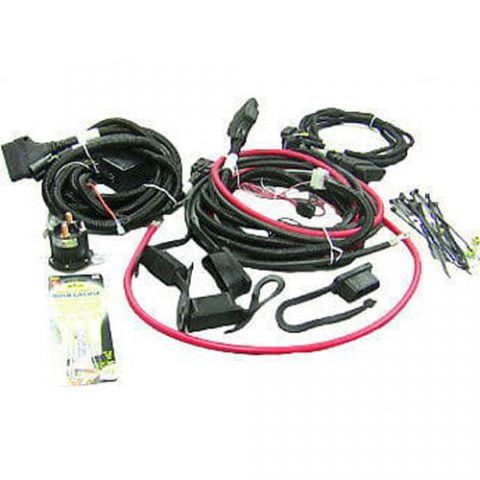 snowdogg part # 16160050 – truck side wiring kit (no control)