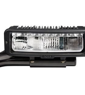 Boss Part # MSC16202 - Passenger Side Headlight SL3 LED