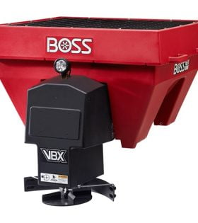 Boss VBX3000 UTV Hopper Spreader
