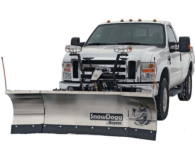 SnowDogg XP810 Snowplow