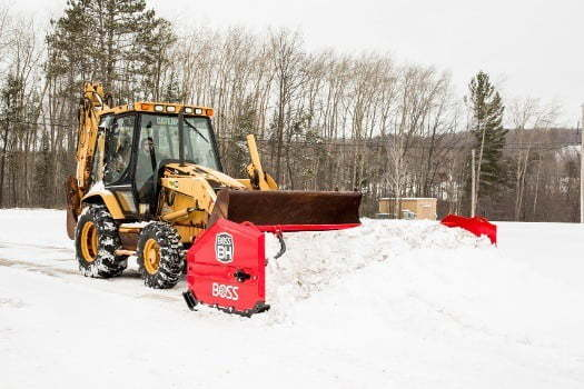 Boss Loader Box Plow