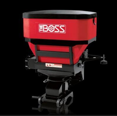 Boss TGS 800 Salt Sand Tailgate Spreader