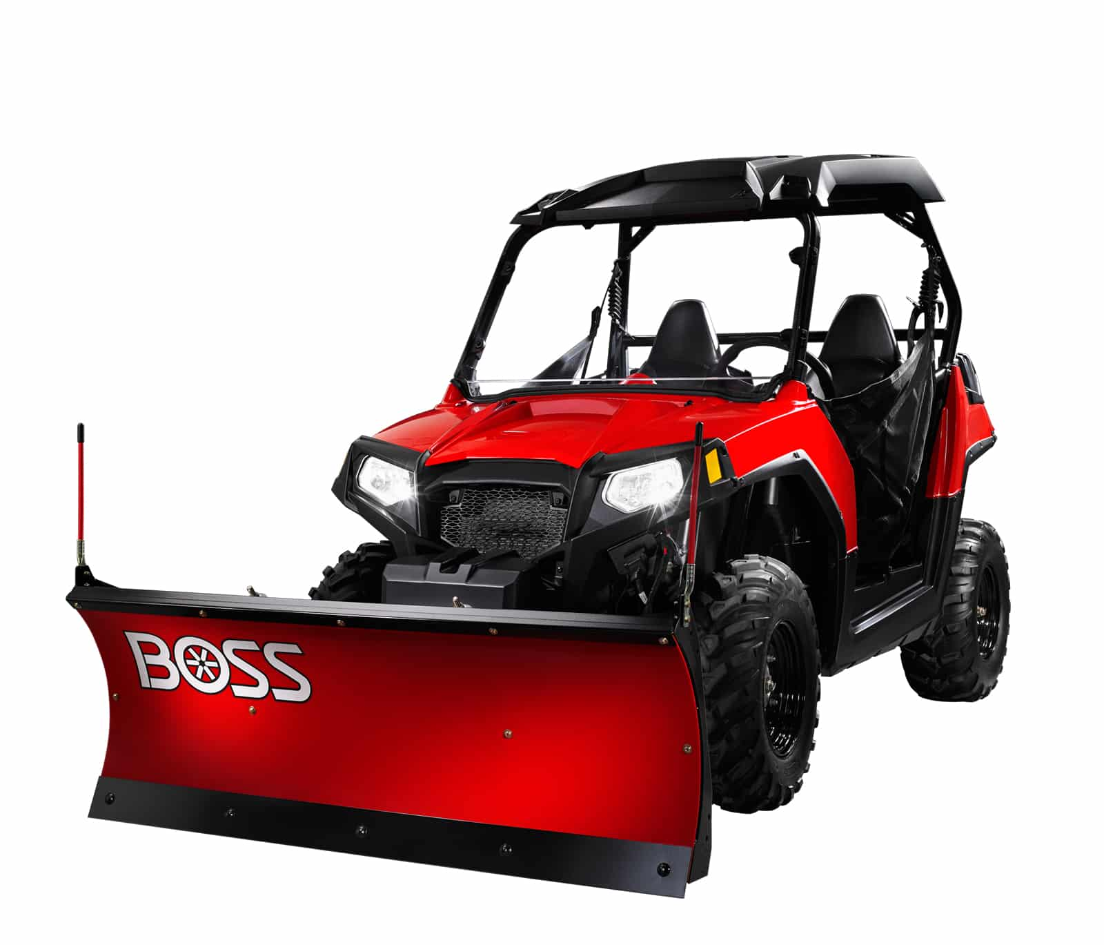 Boss ATV/UTV Plows