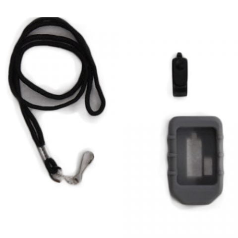 Rubber Boot and Lanyard for Wireless Transmitter - 8 Button KeyFobs, Spreader KeyFobs