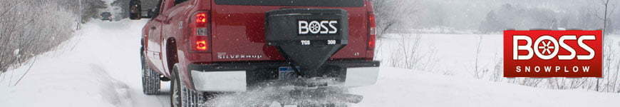 Boss Salt Spreaders