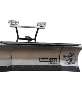 SnowDogg XP810 Snow Plow