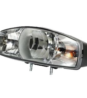 Western Nighthawk New Headlamp Plow Lights