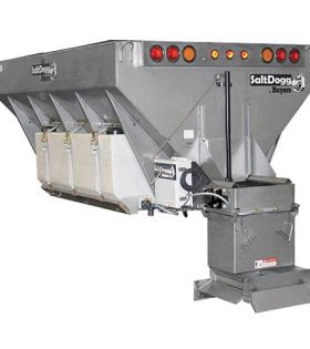 SaltDogg Municipal Size Hopper Spreaders (6 Cu Yd and Up)