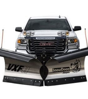 SnowDogg Gen II Snowplows by Buyers