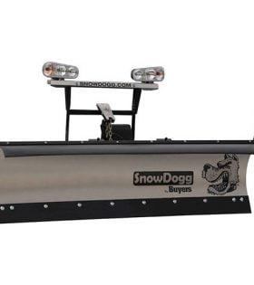 SnowDogg MD Plow