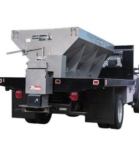 SaltDogg Mid Size Hopper Spreaders (2.5 to 5.5 Cubic Yards)