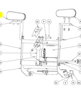Snowdogg Plow Wiring Diagram besides Myers Pump Wiring Diagram furthermore Wiring Diagram For Fisher Plow Lights likewise John Deere Saber Wiring Diagram further Snow Plow Parts. on meyer e 47 plow wiring