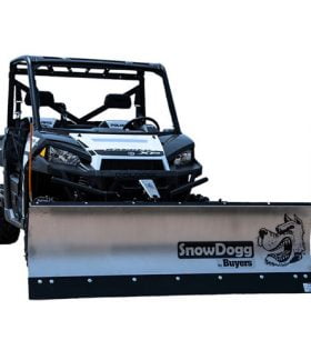 SnowDogg Plow Mounts (UTV Specific)