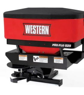 Western Tailgate Salt Spreader Parts