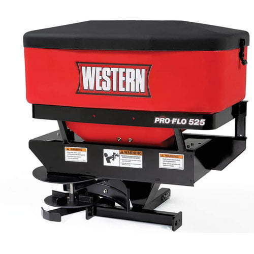Western 525 Pro Flo Tailgate Spreader Upgrades, western 525 pro flo for sale, western 525 spreader