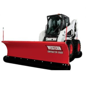 Western Skid Steer Snow Plow Parts