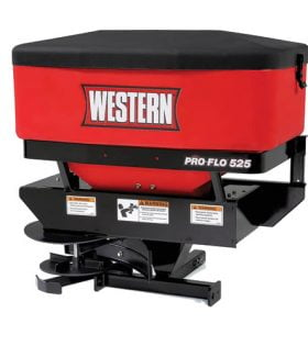 Western Salt Spreader Packages