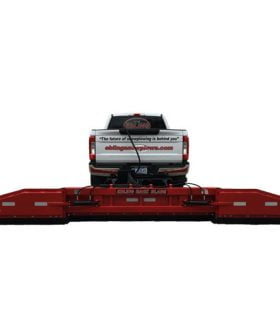 Ebling Snow Plow 14ft Truck Backblade