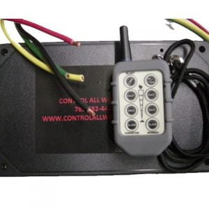 Universal Salt Spreader Wireless Remote Control Conversion Kits