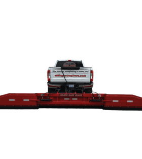 Ebling Snow Plow Hydraulic Wing Back Blade for Trucks