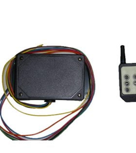 Gas Salt Spreader Wireless Controller Kits