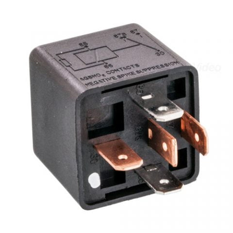 40/60A Sealed Relay DC