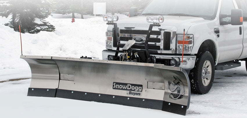 SnowDogg Plow Mounts for Dodge
