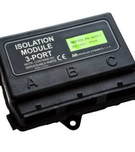 Western Snow Plow Isolation Modules
