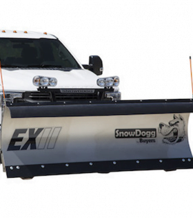SnowDogg HD Plows