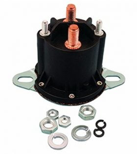 Western Snow Plow Solenoid and Relay Parts