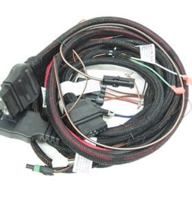 Western Plow Wiring Parts Wiring Harness