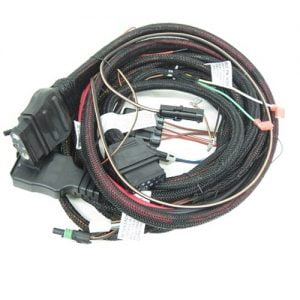 Western Snow Plow Wiring Harnesses
