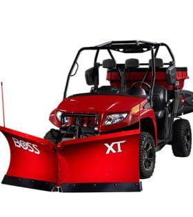 Boss UTV Power-V V-Plow Parts