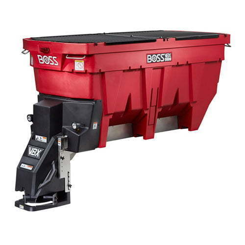 Boss VBX Hopper Salt Spreaders