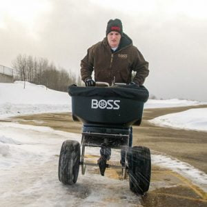 Boss Walk-Behind Spreader Parts