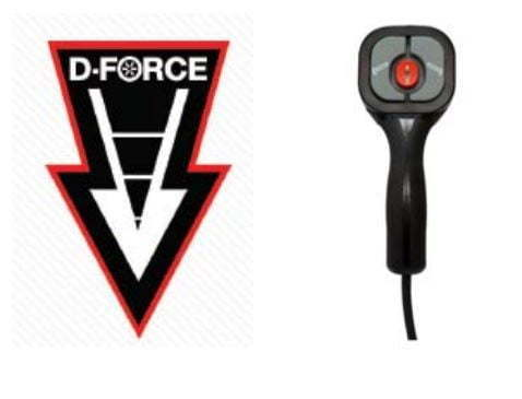 Boss D Force Snow Plow Controller