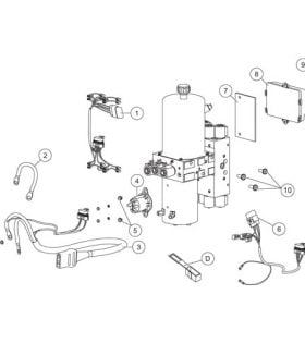 MVP3 Electrical Component Parts