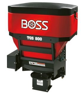 Boss TGS 800 Tailgate Salt Spreader