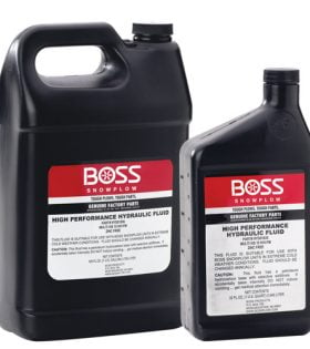 Boss Hydraulic Fluid