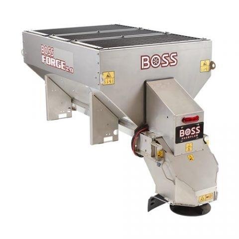 Boss Forge 2.0 Stainless Steel Hopper Spreader