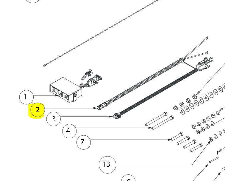 Salt Spreader Wiring Harness Diagram Buyers in addition Tailgate Salt Spreader Wiring Diagram further 515609 NEW PTO ELECTROMAG IC CLUTCH MEYER 785857824 furthermore  on monroe salt spreader parts diagram