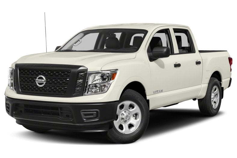 Nissan Titan 2016, 2017, 2018 Western Snow Plow Packages