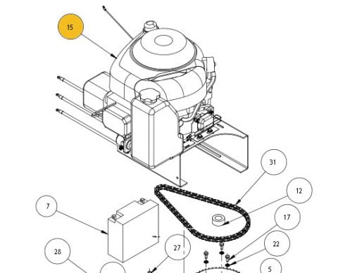 16 Hp Brigg And Stratton Wiring Diagram