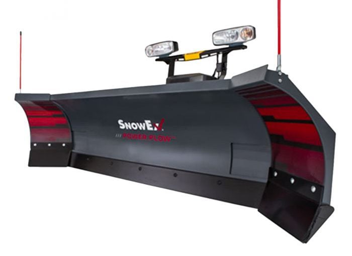 SnowEx Power Plow Snow Plows