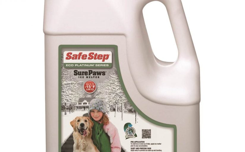 Compass Minerals Safe Step Sure Paws Ice Melt